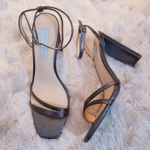 (never been worn) Betsey Johnson heels